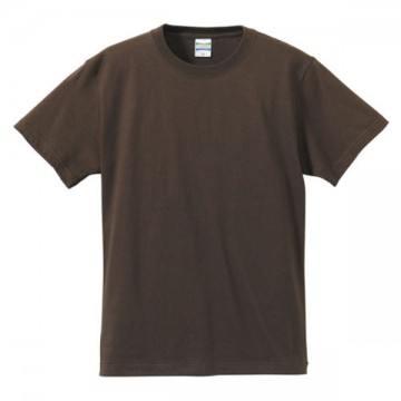 ハイクオリティーTシャツ007.チャコール