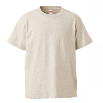 ハイクオリティーTシャツ009.オートミール