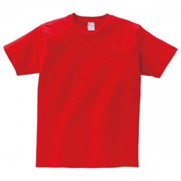 ヘビーウェイトTシャツ010.レッド