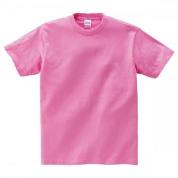 ヘビーウェイトTシャツ011.ピンク