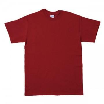 ウルトラコットンTシャツ011C.カーディナルレッド
