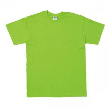 プレミアムコットンジャパンスペックTシャツ012C.ライム