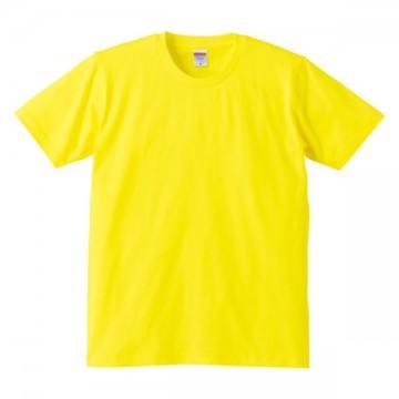 レギュラーフィットTシャツ021.イエロー