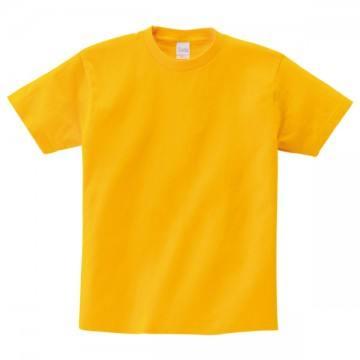 ヘビーウェイトTシャツ021.マスタード