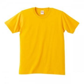 レギュラーフィットTシャツ022.ゴールド