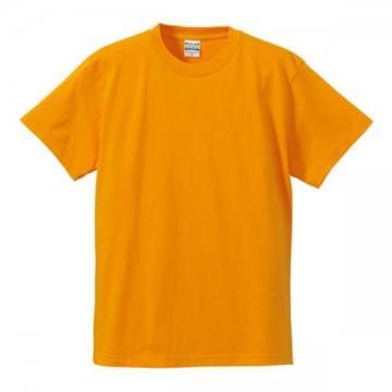 ハイクオリティーTシャツ022.ゴールド