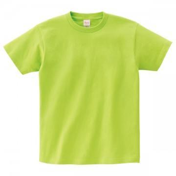 ヘビーウェイトTシャツ024.ライトグリーン