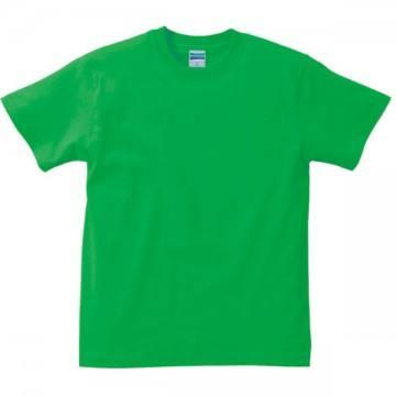 ハイクオリティーTシャツ025.ブライトグリーン