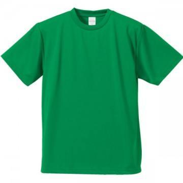 4.1オンスドライアスレチックTシャツ029.グリーン