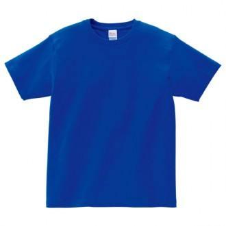 ヘビーウェイトTシャツ085ロイヤルブルー