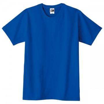 DMTシャツ032.ロイヤルブルー