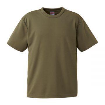 4.1オンスドライアスレチックTシャツ033.オリーブ