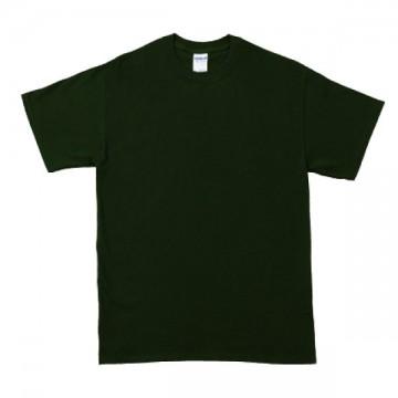 プレミアムコットンジャパンスペックTシャツ033C.フォレスト