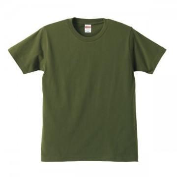 レギュラーフィットTシャツ035.シティグリーン