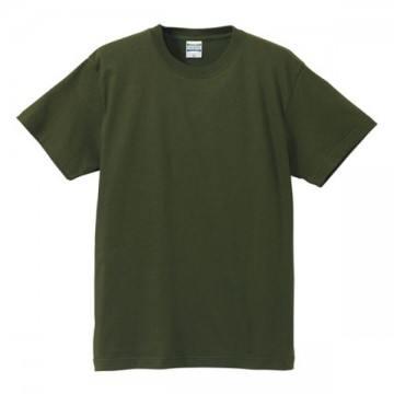 ハイクオリティーTシャツ035.シティグリーン