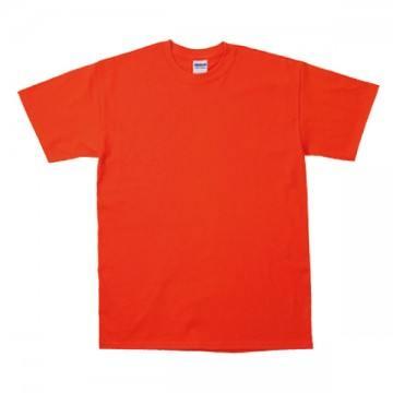 ウルトラコットンTシャツ037c.オレンジ