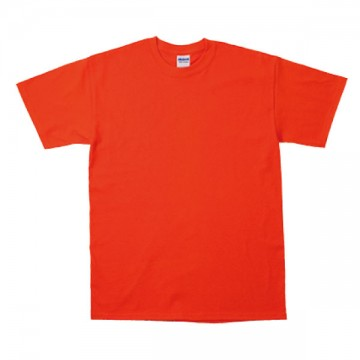 プレミアムコットンジャパンスペックTシャツ037C.オレンジ