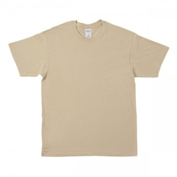 プレミアムコットンジャパンスペックTシャツ7528C.サンド