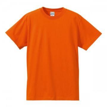 ハイクオリティーTシャツ064オレンジ