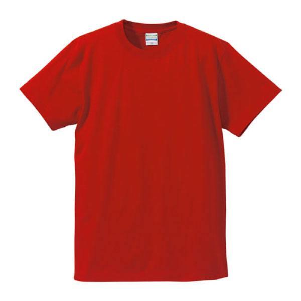 ハイクオリティーTシャツ5001レッド