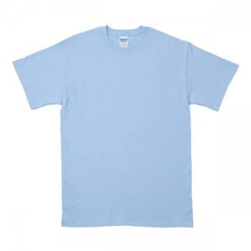 プレミアムコットンジャパンスペックTシャツ069C.ライトブルー