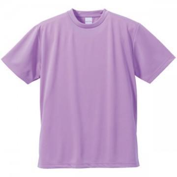 4.1オンスドライアスレチックTシャツ076.ラベンダー