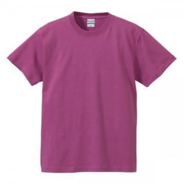 ハイクオリティーTシャツ076.ラベンダー