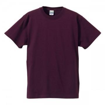 ハイクオリティーTシャツ079.マットパープル