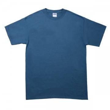 ウルトラコットンTシャツ080c.インディゴブルー