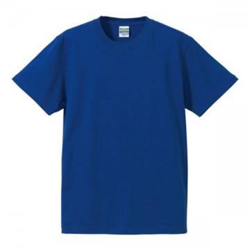 ハイクオリティーTシャツ085.ロイヤルブルー