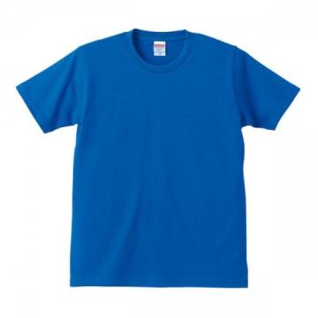 レギュラーフィットTシャツ085.ロイヤルブルー
