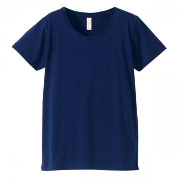 ガールズTシャツ086.ネイビー