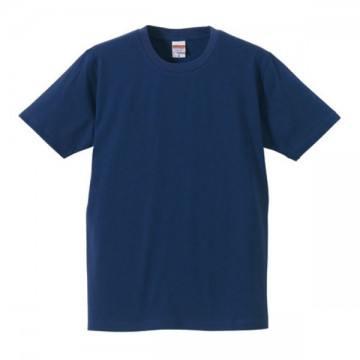 レギュラーフィットTシャツ087.インディゴ