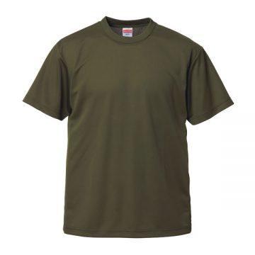 4.1オンスドライアスレチックTシャツ101.OD