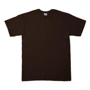 プレミアムコットンジャパンスペックTシャツ412C.ダークチョコレート