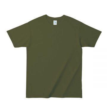プレミアムコットンジャパンスペックTシャツ106C.ミリタリーグリーン