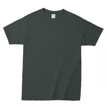 プレミアムコットンジャパンスペックTシャツ7545C.ダークヘザー