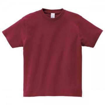 ヘビーウェイトTシャツ112.バーガンディ