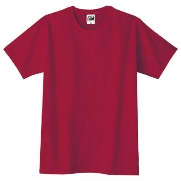 DMTシャツ112.バーガンディ