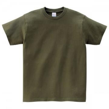 ヘビーウェイトTシャツ128.オリーブ