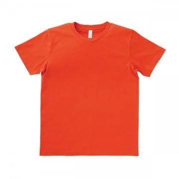 ユーロTシャツ5.3oz13.オレンジ