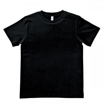 ユーロTシャツ5.3oz16.ブラック