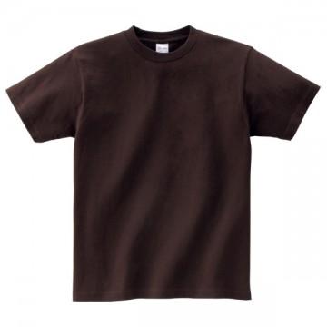 ヘビーウェイトTシャツ168.チョコレート