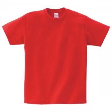 ヘビーウェイトTシャツ169.イタリアンレッド
