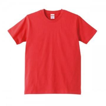 レギュラーフィットTシャツ169.フレンチレッド