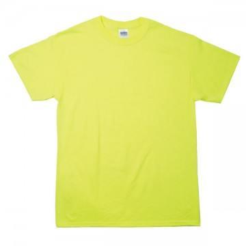 ウルトラコットンTシャツ188c.セーフティグリーン