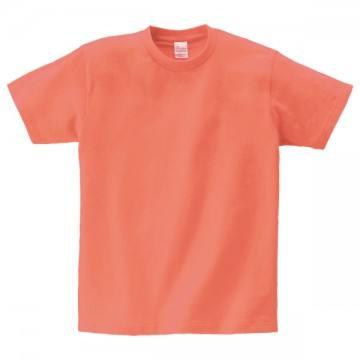 ヘビーウェイトTシャツ190.ライトサーモン