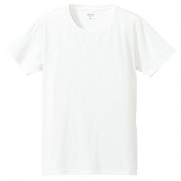 ファインジャージーTシャツ191.バニラホワイト