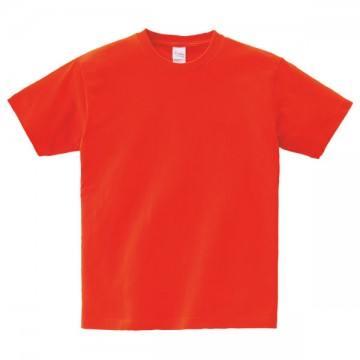 ヘビーウェイトTシャツ192.ディープオレンジ