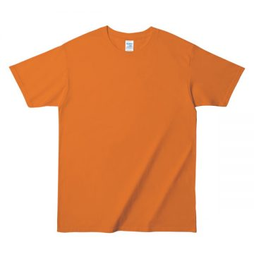 プレミアムコットンジャパンスペックTシャツ193C.セーフティオレンジ